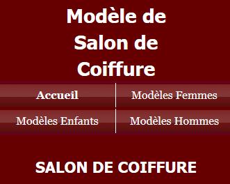 Salon coiffure - Fond rose