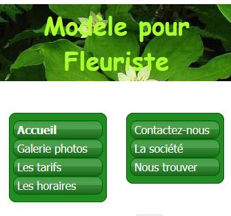 Fleuriste - Cadre fleurs