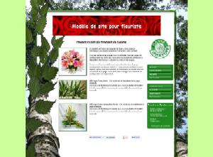 Fleuriste - Cadre arbre
