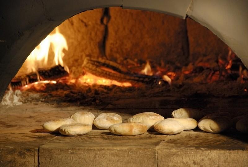 Boulangerie - Four à pain